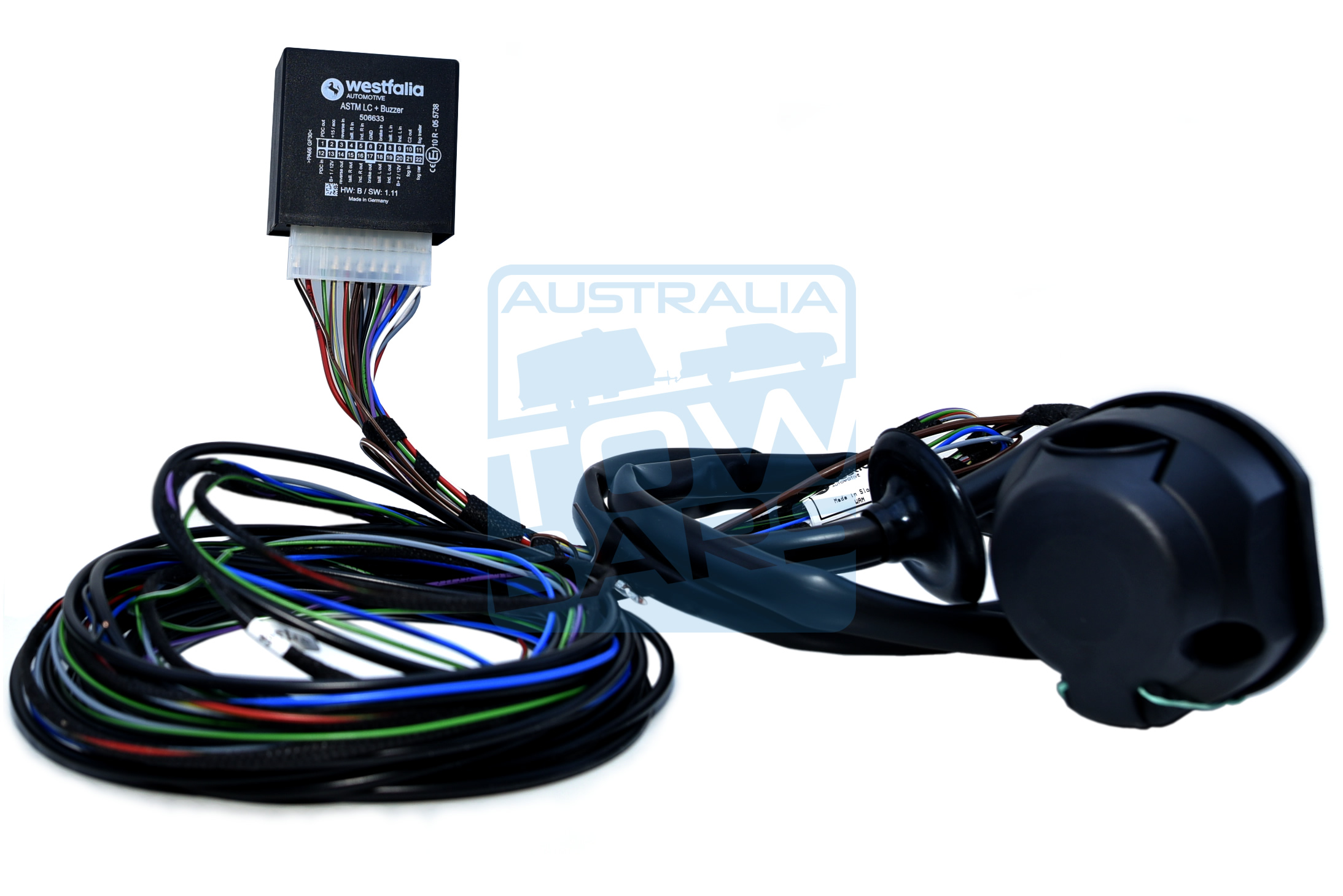 Wiring Kits CAN Bus Tow Bar Modules Australia Towbars