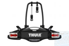 Velo Compact Tow Ball 2 Bike Carrier 7-pin Thule 925001 - Australia Tow Bars & Performance - Official Thule Distributor in Australia - australiatowbars.com.au