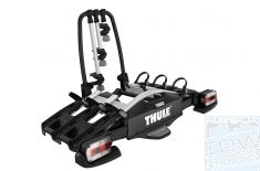 Tow ball Bike Carrier Thule VeloCompact 3 7-pin - Australia Tow Bars & Performance - Official Thule Distributor in Australia - australiatowbars.com.au