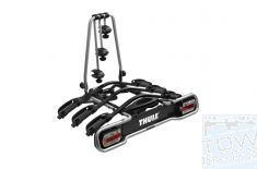 Tow bar Bike Rack Thule EuroRide 3 13-pin 943005 - Australia Tow Bars & Performance - Official Thule Distributor in Australia - australiatowbars.com.au