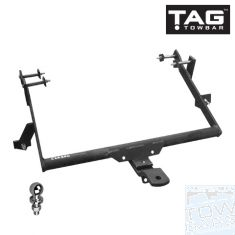 Mitsubishi Delica Light Duty Towbar TAG
