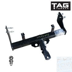 Ford Transit Heavy Duty Towbar TAG