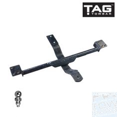 Ford Laser Light Duty Towbar TAG