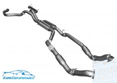 V8 Landcruiser Twin Exhaust 200 4.5 V8 D-4D 2007 - 2015 turbo back Performance Exhaust - Manta Pro authorised dealer - Euro Car Upgrades - jku.com.au