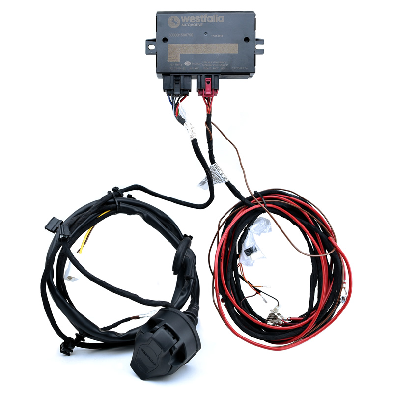Enjoyable Tow Bar Wiring Kits And Modules Explained Australia Towbars Wiring 101 Akebretraxxcnl